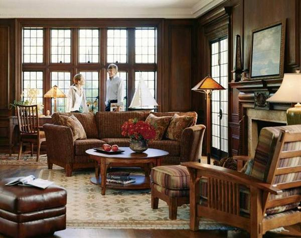 Tips To Make Traditional Living Room Style Home Decor Report