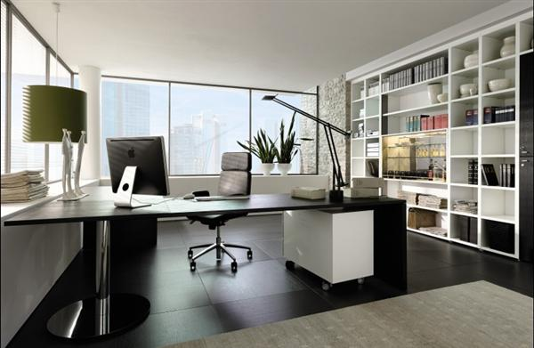 Well Organized Office