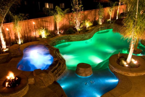 World Best Backyard Pools