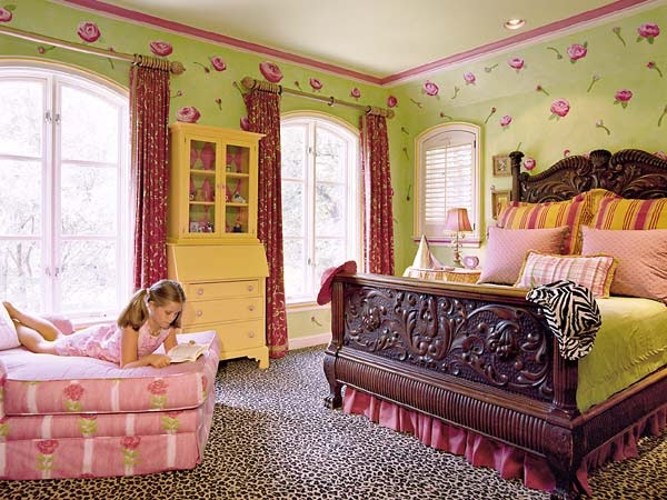 5 nice bedroom ideas for beloved girls home decor report for Nice bedroom ideas for girls