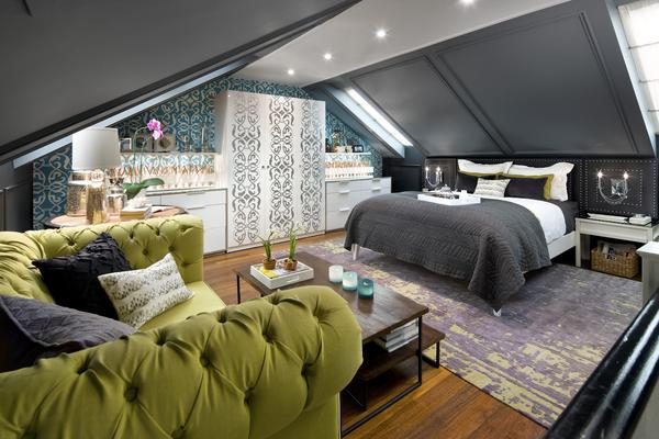 Attic master bedroom ideas home decor report for Master bedroom designs 2012