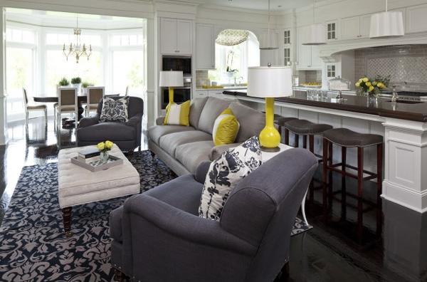 Bar Designs for Living Room