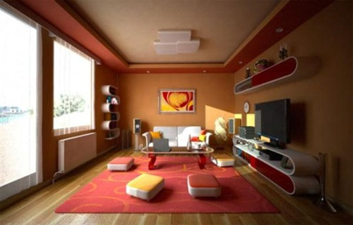 Best Warm Colors for Living Room