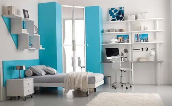 Cool Bedroom Colors for Teenagers