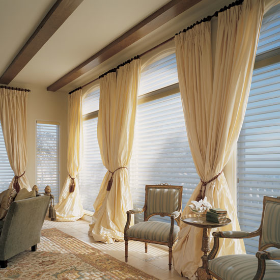 Curtain Ideas for Big Living Room