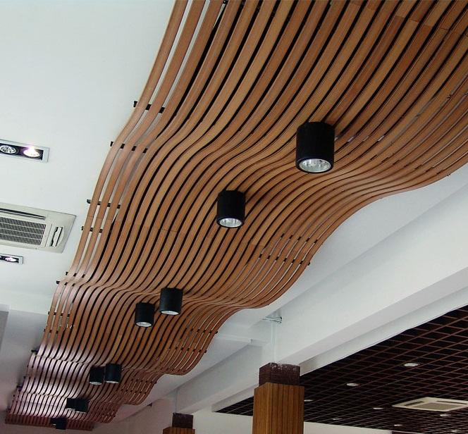 Curve Ceiling Design