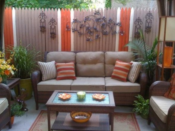 Deck Small Space Decorating Ideas