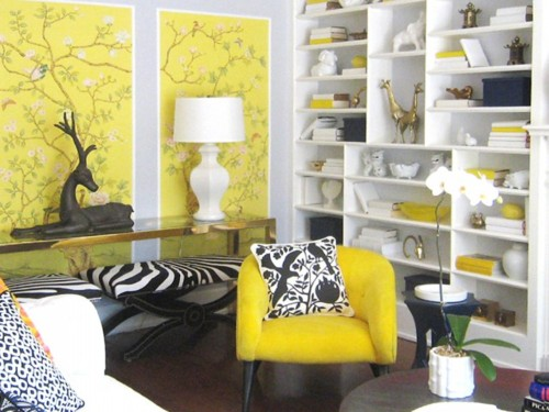 Electric Living Room Design Ideas