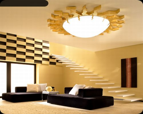 Fall Ceiling Designs for Living Room Selections