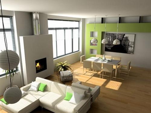 HGTV Living Room DesignI deas
