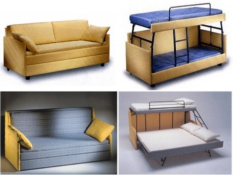 Italian Design Furniture for Small Spaces