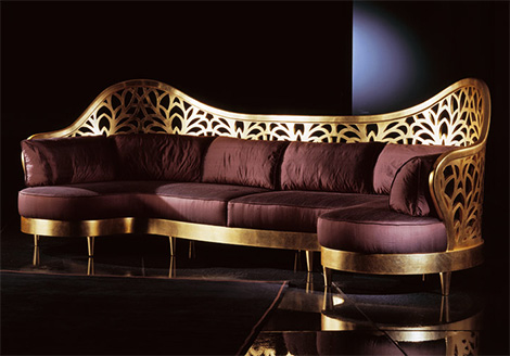 Italian Furniture Design Sofa
