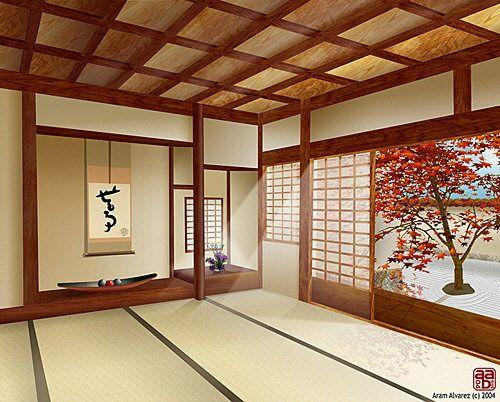 Japan house design home decor report for Japan decorations home