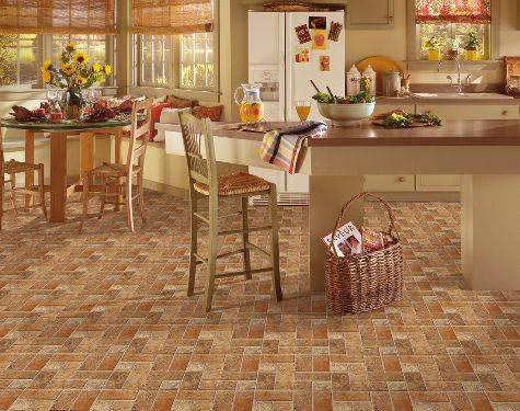 Kitchen Floor Tile Trends 2012