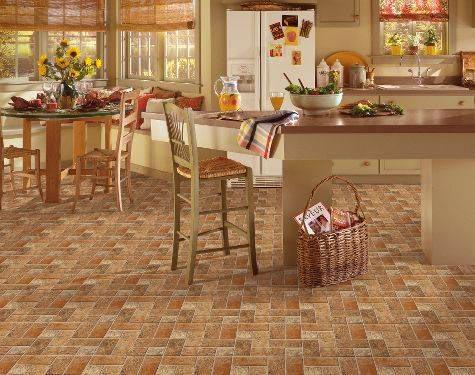Kitchen Floor Tile Trends 2012