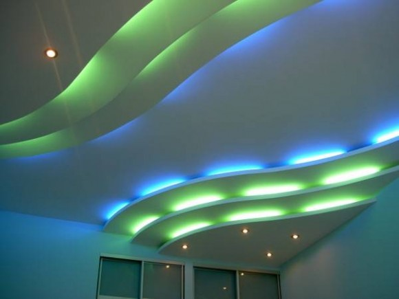 Others Extraordinary False Ceiling Designs For Lobby - InteriorPlan