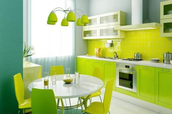 Light Green Rooms