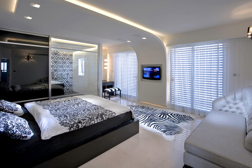 Master Bedroom False Ceiling