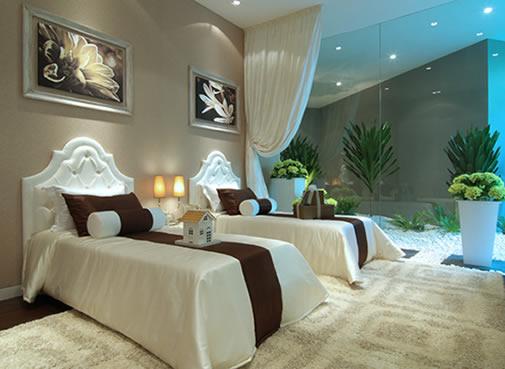 Modern Bedroom 2012 Photo