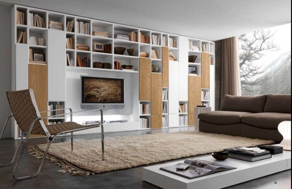 Modern Home Library Design Ideas Home Decor Report