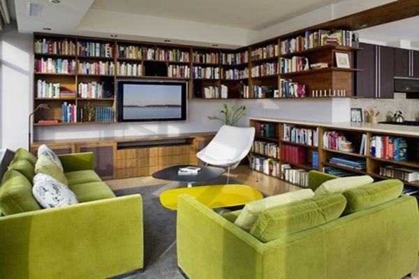 Modern Home Library Design Ideas Photo Home Decor Report