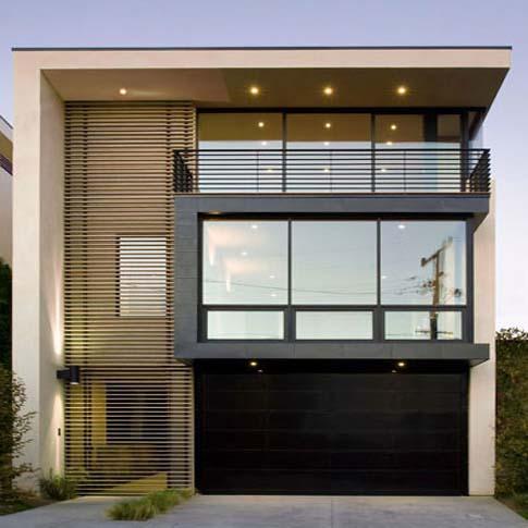 Modern Minimalist Design House