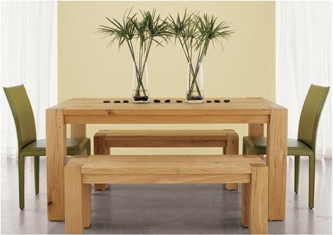 Natural Dining Table