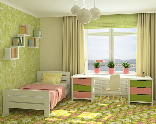 Sage Green Bedroom Decorating Ideas