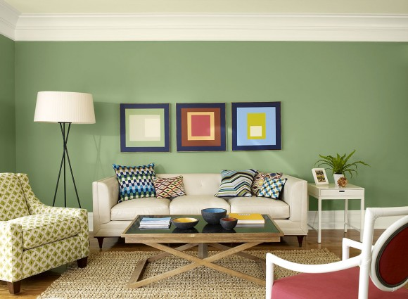 Sage Wall Color Picture