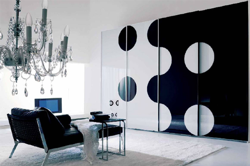 Sliding Wardrobe Interior Designs