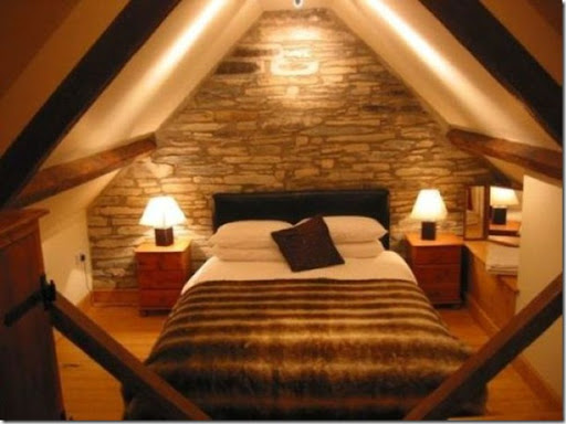 Small Attic Bedroom Decorating Ideas