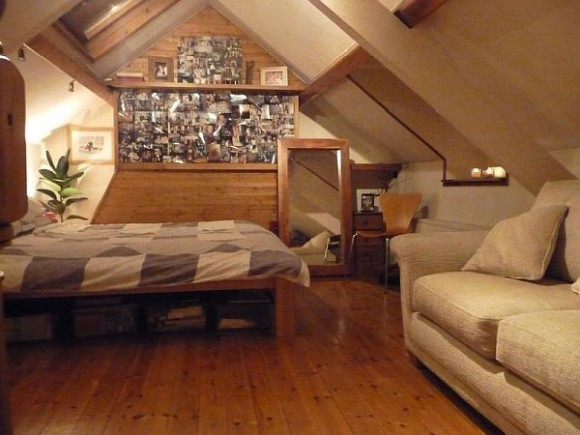 Small Attic Ideas