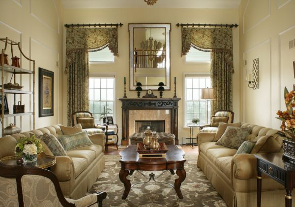 traditional living room decorating ideas picture home decor report. Black Bedroom Furniture Sets. Home Design Ideas
