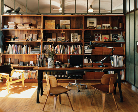 Vintage Office Ideas Picture