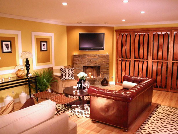 Warm living room designs home decor report for Warm cozy living room ideas