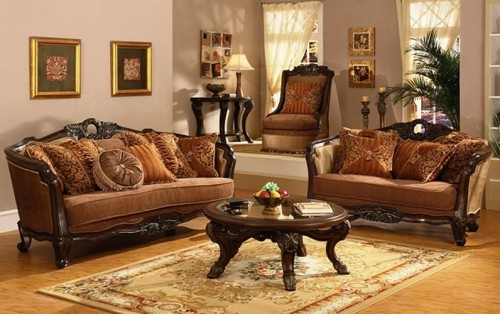 Perfect Traditional Home Decorating Living Rooms 500 x 314 · 55 kB · jpeg