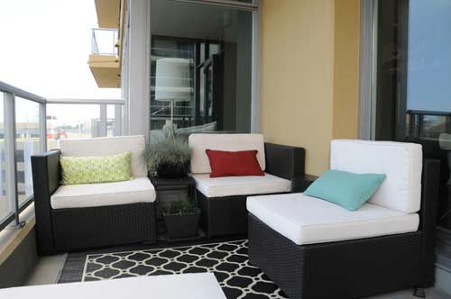 Balcony Decorating Ideas Pictures