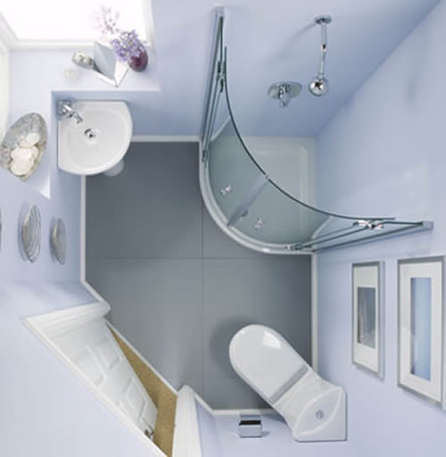 Bathroom Design Ideas for Small Spaces Plans