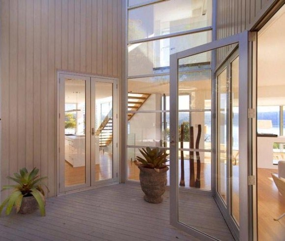 Beach House Interior Doors