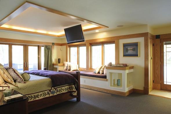 Big Master Room Ideas