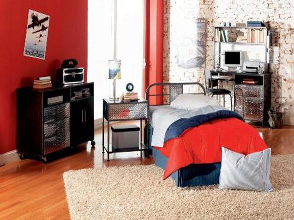 Boys Bedroom Colours Ideas