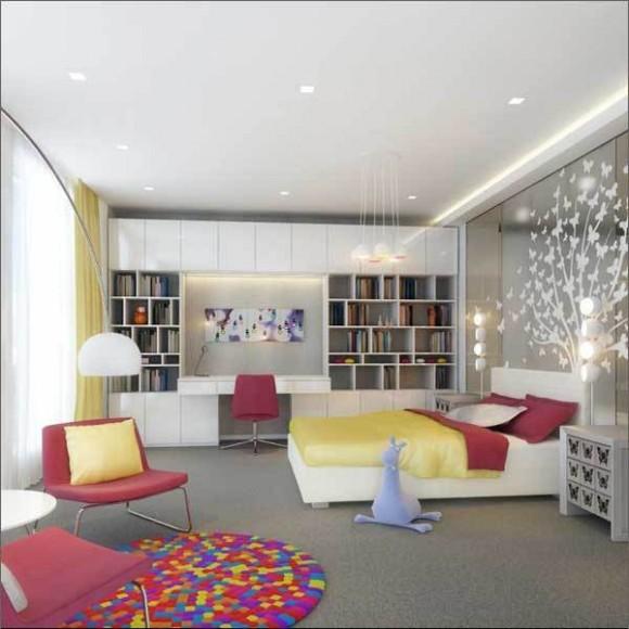 Contemporary Bedroom Designs 2012