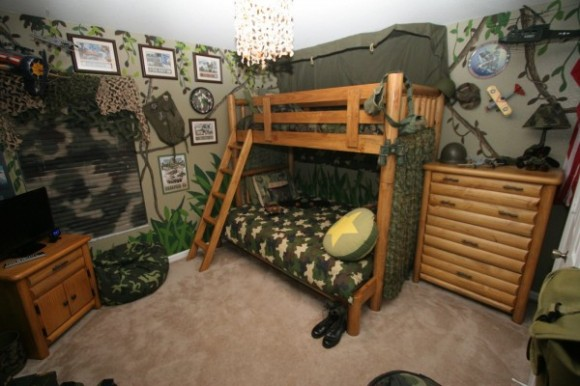 Cool Guys Bedroom Designs