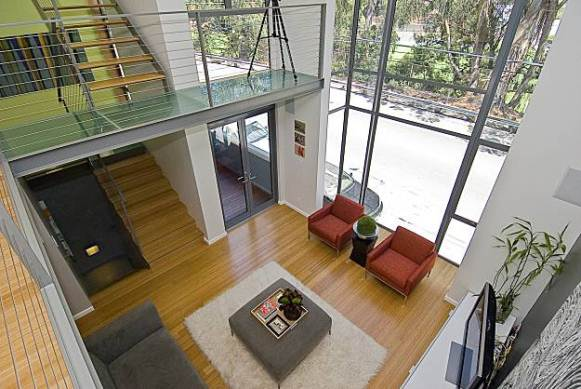 Double Height Living Room Photos