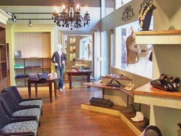 Fashion Boutique Interior Design Ideas