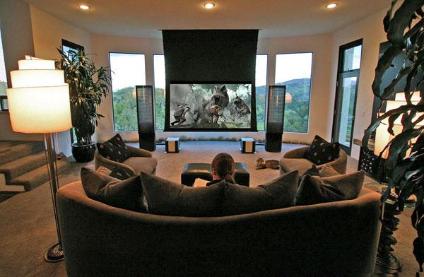 Furniture Design TV Room