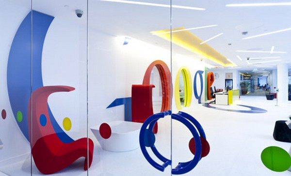 Google Office Interior Designs Pictures Photo