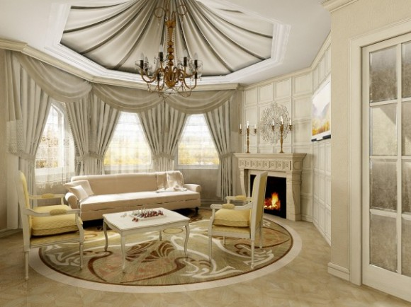 High ceiling designs with windows and curtains home High ceiling curtain ideas