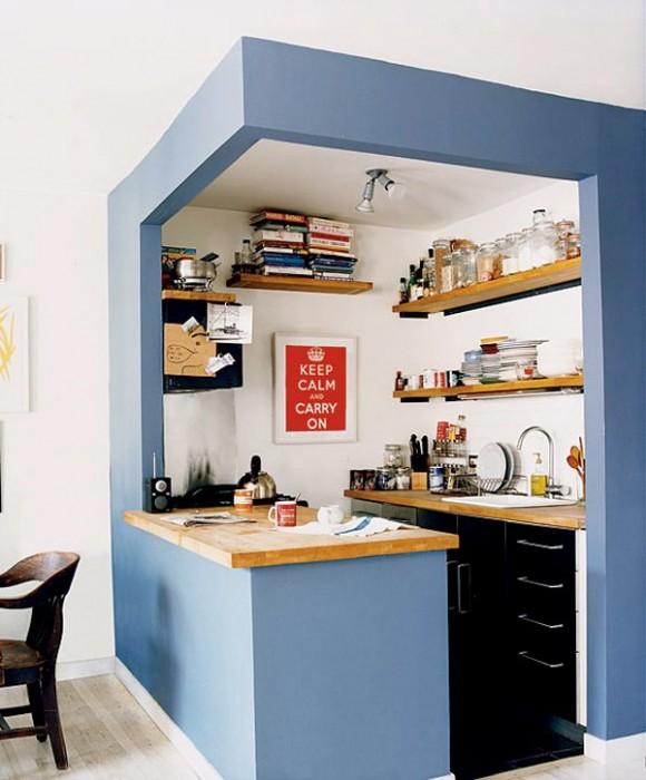 Interior Design Small Spaces Kitchen