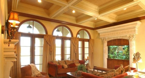 Italian False Ceiling Designs Photo